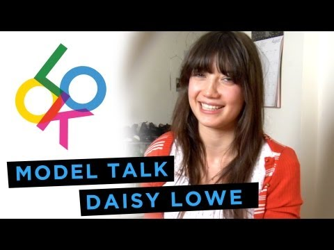 Daisy Lowe: Model Talk