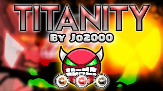 Geometry Dash [2.0] (Demon) - Titanity by Jo2000 | GuitarHeroStyles