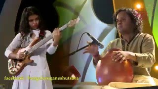 """Maha Ganapathim"" Cassical Fusion song @ 53rd Bengaluru Ganesh Utsava..!!!"