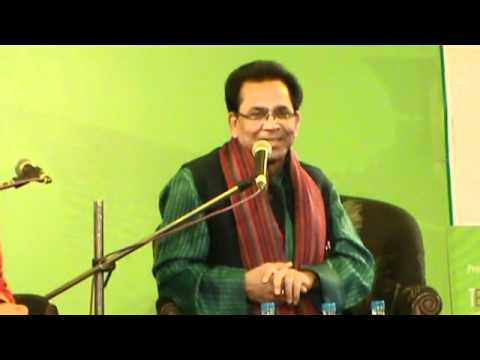 Entertainment | Poetry | Hindi | Poem on Corruption | Jaipur Literature Festival | Ashok Chakradhar