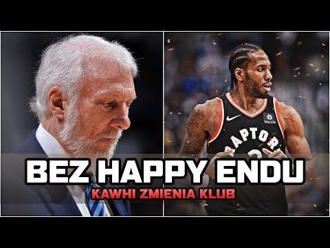 SPURS POZBYLI SIĘ KAWHI LEONARDA ► NBA Po POLSKU