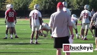 OSU football training camp 2013: Freshman Practice Day 1