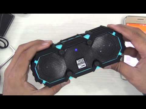 Altec Lansing Mini Lifejacket 2 Unboxing And Review With Sound Test