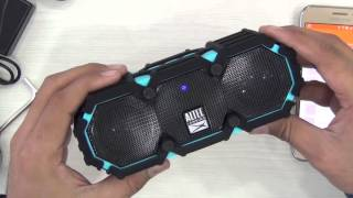 Altec Lansing Mini H2O Speaker Review