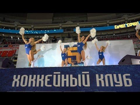Sochi Queens в ожидании матчей плей-офф в Сочи