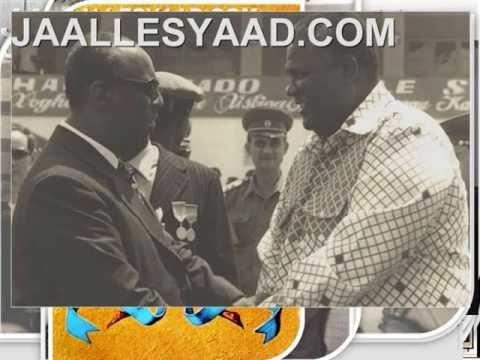 balanteenu waa shaqo-Somali nationalist song