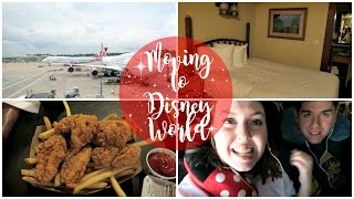 Moving to Disney World | Travel Day
