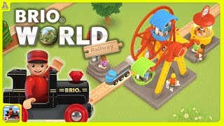 BRIO Wereld Railway | Awesome Playtime App for Kids