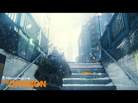 Tom Clancy's The Division -- Манхеттен. Показ геймплея на E3 2014 [RU]