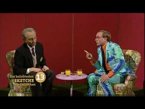 Franz Beckenbauer über Otto Rehagel und sich selber 1997