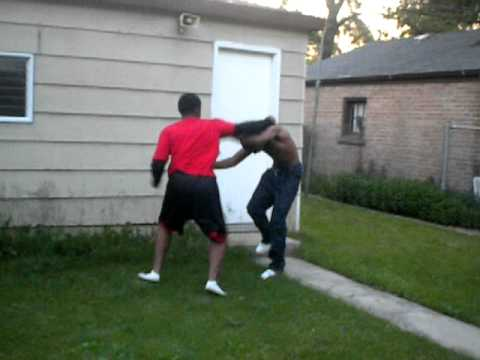 james fight jb backyard brawl youtube