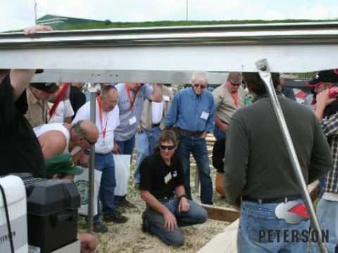 Peterson Portable Sawmills - North American Roadshow 2009