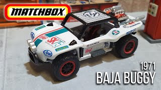 MATCHBOX Resto & Custom : 1971 Baja Buggy