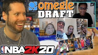 NBA 2K20 Omegle Draft