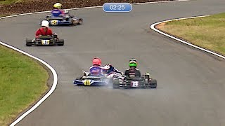 Four Drivers in Epic Karting Battle! IKR UK Gold Cup 2019, Senior Classes
