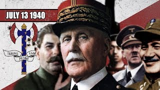 The Dictator of France - WW2 - 046 - July 13 1940