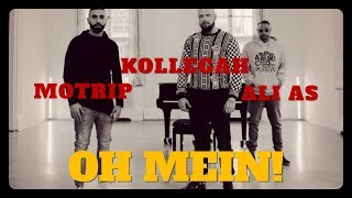 MoTrip & Ali As feat. Kollegah - Oh Mein I REACTION
