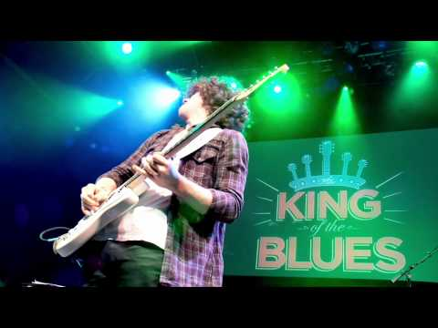Graham Whitford: Guitar Center King of the Blues '09 Finalist