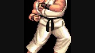 Street Fighter II Champion Edition - Ryu Tema