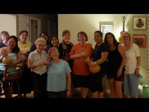 Lovely Hula Hands - A Slack Key Tribute to the Dancers