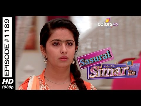Sasural Simar Ka - 27th May 2015 - ससुराल सीमर का - Full Episode (HD) thumbnail