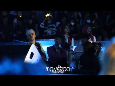151202 BIGBANG REACT TO IKON ''지못미APOLOGY'' AT MAMA IN HK