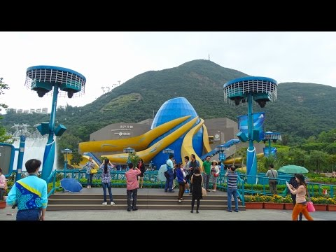 Ocean Park , Hong Kong 2015 HD