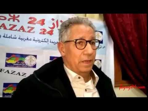 محمد الشامي يشدد على مسؤولية الحركة الأمازيغية في تنزيل القوانين