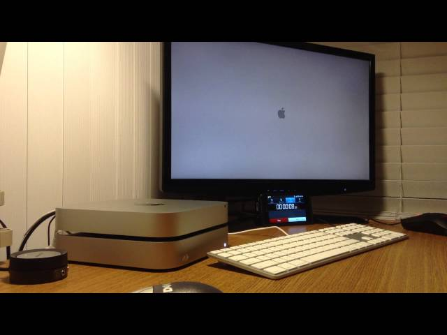 Mac Mini Upgraded with Samsung 840 SSD