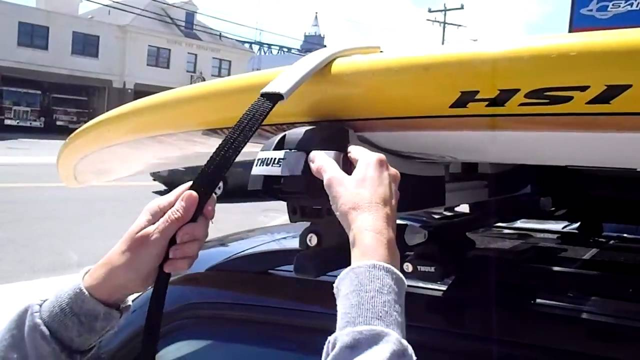 Www Sailworld Com Thule Sup Taxi In Action Youtube