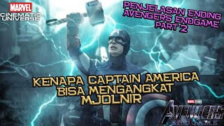 Download Song Alasan Kenapa Captain America Mampu Mengangkat Mjolnir | Part 2 | Penjelasan Ending Avengers Endgame Free StafaMp3