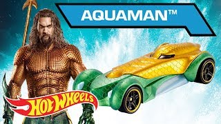DC Aquaman™ Character Cars™ | Hot Wheels