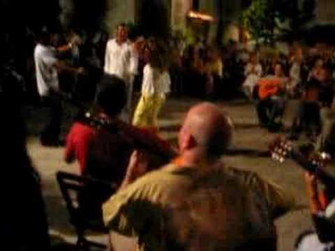 Flamenco Sanlucar July 2005 Gerardo Nunez Carmen Cortes 1