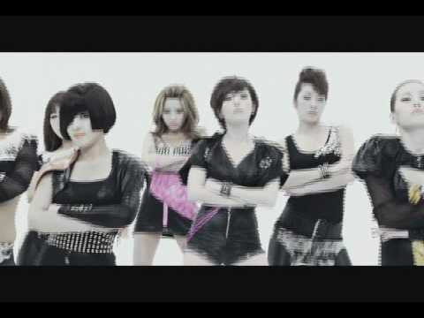 Brown Eyed Girls 'Abracadabra' (Performance Version) Music Videos
