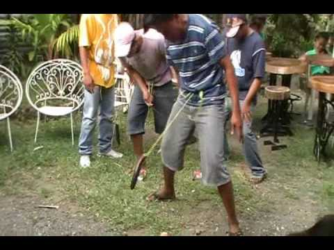 Funny party games youtube for Outdoor christmas activities for adults