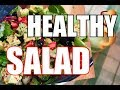 Healthy salad for weight loss ( EASY SALAD RECIPE ) | Chef Ricardo Cooking