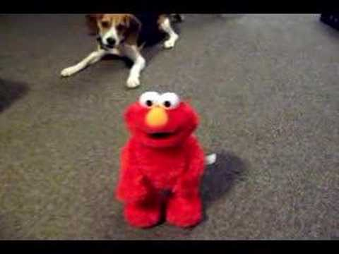 Tickle Me Elmo X TMX Elmo