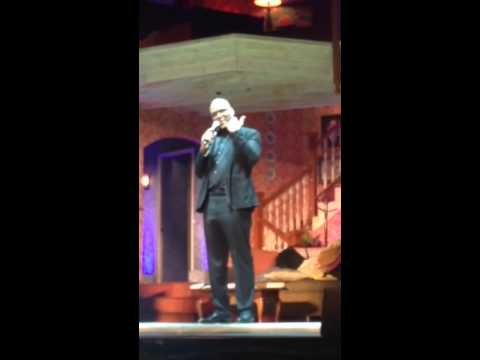 Tyler Perry In Detroit, Michigan April 3, 2015 Madea On The Run! video