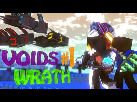 Minecraft Voids Wrath: Part 1 - A New Beginning!