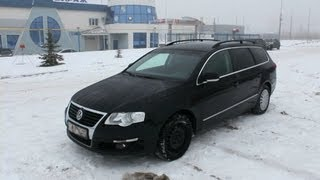 2008 Volkswagen Passat B6 Variant. In depth tour, Test Drive.