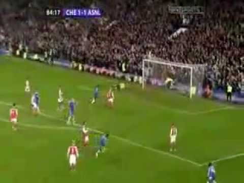 Michael Essien ~ Arsenal vs Chelsea ~ 06/05/2007