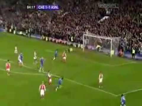 Michael Essien ~ Arsenal vs Chelsea ~ 06/05/2007
