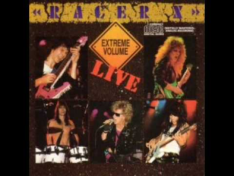 Racer X - Set The World On Fire