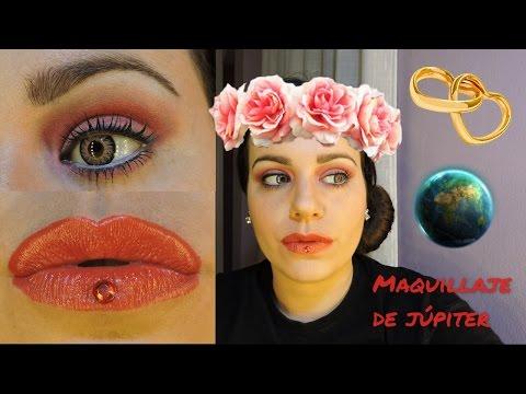 Maquillaje Boda de Mila Kunis en la película