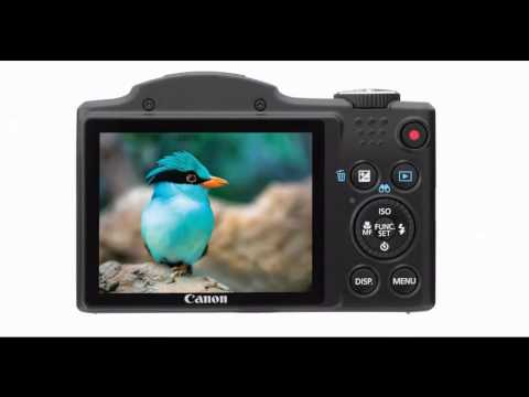 Canon Powershot SX500 IS - 16 Megapixel - 1280x720 25p