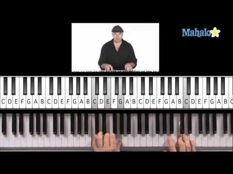 Learn Piano HD: How to Play Auld Lang Syne (Chords and Melody) on Piano