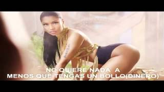 Nicki Minaj Anaconda Official Audio
