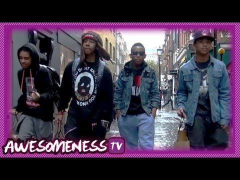 Mindless Takeover - Mindless Behavior Rainy Day in London - Mindless Takeover Ep. 14 Music Videos
