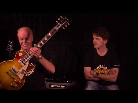 Gibson Les Paul Collectors Choice #16 Ed King 'Redeye' Demo