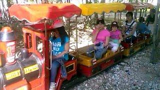 Louisiana Land Berlin Marzahn - Karussell und Eisenbahn für die Kleinen